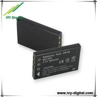 China Rechargeable Camera Battery for FUJI NP60 on sale
