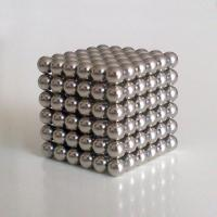 China Strong permanent neo magnet balls 3mm wholesale