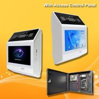 China Biometric Recognition Iris Access Control System With Voice Prompt Speaker wholesale
