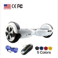 Buy cheap hover board Electric self balancing Scooter Smart wheel hoverboard unicycle from wholesalers