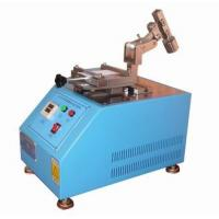 China IULTCS Leather Rubbing Color Fastness Tester wholesale