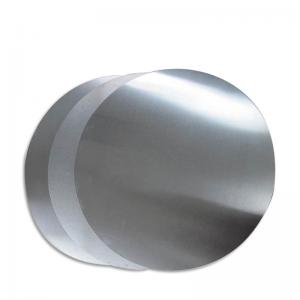 China Mill Finish 1200 1050 1060 1100 H14 Aluminum Sheet Circle wholesale
