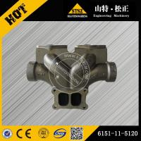 China Komatsu excavator spare parts, PC450-7 manifold 6151-11-5120 for SAA6D125E-3K engine wholesale