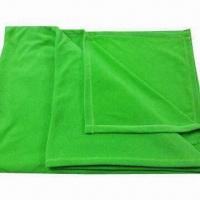 China Melange Fleece Blanket, Available in Various Colors, Soft Hand Feel, Customization Accepted wholesale
