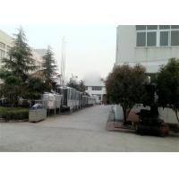 Quality Reverse Osmosis Pure Water Production Line 5000l / H RO Drinking Water Treatment Plant for sale