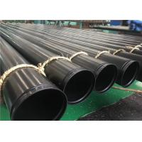 Buy cheap Fire System Grooved ERW Steel Pipe ASTM A795 GR.A, GR.B, GR.C With Red Or Black Painting from wholesalers