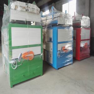 China Economical Manual Pvc Vacuum Press Machine , Laminate Pressing Machine wholesale