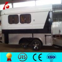 China Horse trailer sales,small utility trailers wholesale