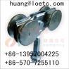 China industrial  metal  slide door wheel bearing wholesale
