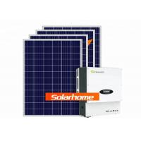 China Home Use Solar Panel System 5000w Solar Panel Inverter ETL Certification wholesale