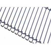 Quality 1.8 Mm Thickness Flat Wire Mesh Belt SUS 304 With High Temperature Resistance for sale