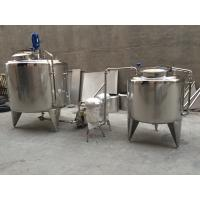 China Liquid Soap Making Machine, Liquid Soap Production Line, Liquid Laundry Soap Mixing Tank wholesale