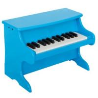 China Blue Baby Mini Toy Wooden Piano Set Children Piano Set For School T25 wholesale