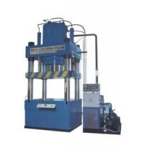China 7.5KW  Hydraulic Metal Press Machine ,  Moveable Pedestal Power Press Hydraulic Machine on sale