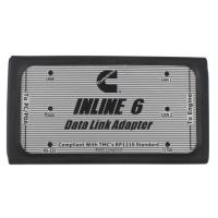 China 2018 8.3 Latest Software Version Truck Diagnostic Tool Cummins INLINE 6 Data Link Adapter With High Quality wholesale