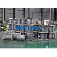 China 316L / 1.4404 Welded Coiled Seamless Stainless Steel Pipe For Multi - Core Tube wholesale