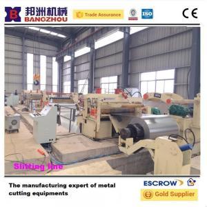 High speed Auto metal steel coil slitting machine fo sale