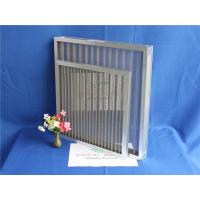 China Multi Level Structure Metal Mesh Pre Air Filter For Ventilation System wholesale