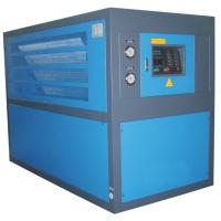 China HVAC Air Cooled Screw Compressor Chiller Unit Energy Efficiency R407C on sale
