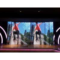 Buy cheap Super Slim 500x1000mm LED Video Panel Programming Advertising Videowall Great from wholesalers