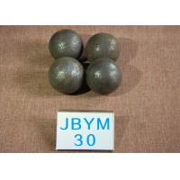 Quality Long Working Life Grinding Balls For Ball Mill , Forged Grinding Steel Ball for for sale