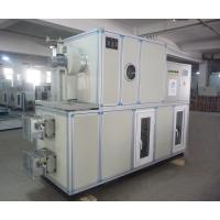China Desiccant Rotor Dehumidifier with Air Conditioner , Aluminum Alloy Frame wholesale