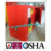 China Flammable Hazmat Storage Locker , Chemical Storage Cupboards Waterproof wholesale