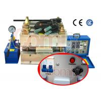 China 380 V Steel Cord Conveyor Belt Repair Machine Cross Beam For Long Tear wholesale