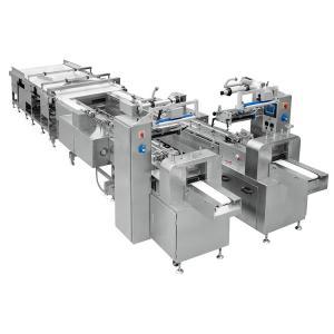 China 10KW Snack Food Production Line Automatic Feeding Conveyor / Packing Machine wholesale