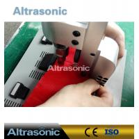 Quality Robotic Operated Ultrasonic Sealing And Cutting Machine With Robotic Arm for sale