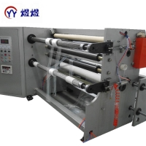 China 180m/Min PET Film Roll Slitter Rewinder wholesale