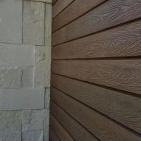 Quality wpc wall pane with 3D online deep embossed wood grain surface treatment for sale
