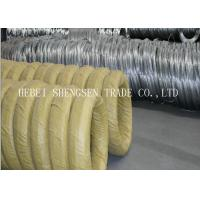 China Hot - Dipped / Electro Galvanized Wire Straight Cut Galvanized Binding Wire wholesale
