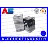 China Hologram Printing 10ml Vial Boxes , Medicine Oral Bottles Cardboard Pill Box wholesale