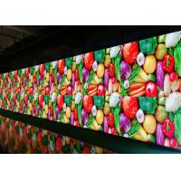 Buy cheap Small Pixel Indoor P2.5 Stage LED Screen 480mmx480mm Panel from wholesalers