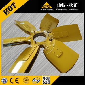 China Shantui bulldozer SD16 engine cooling fan, radiator core 16Y-03A-03000, genuine Shantui wholesale
