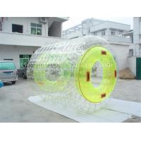 China Sporting Rolling Inflatable Zorb Ball 0.8mm TPU For For Kids Playing wholesale