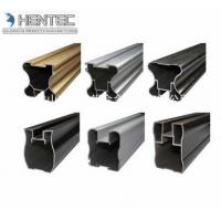 China Steel Polished Aluminum Alloy Window Extrusion Profiles With Fininished Machining wholesale