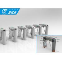 China Full Automatic Vertical Tripod Turnstile Bi - Direction Long Service Life For Scenic Spots wholesale