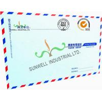 Offset Paper Custom Printed Business Return Envelopes With Multi Color Edge