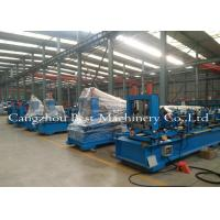 China CZ Purlin Interchangeable Forming Making Machine Fully Automatically YX-80-300mm wholesale