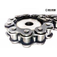 China Drive Chain Standard Detachable Chain Sprockets Durable With Heat Treatment wholesale