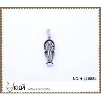 China Hot sell 316 Stainless Steel Virgin Mary Pendant H-L1688L wholesale