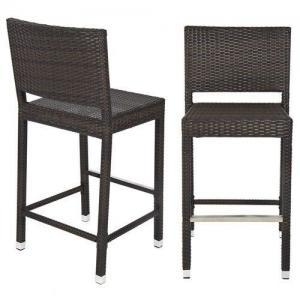 China Bar chair rattan outdoor furniture set wholesale