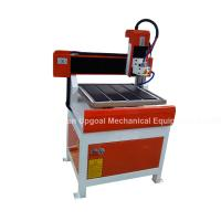 Quality 400*400mm CNC Metal Router with NcStudio Control for sale