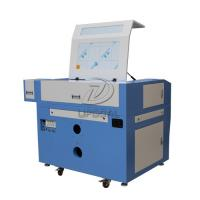 Quality 700*500mm Invitation Card Greeting Card Co2 Laser Cutting Machine with Rotary for sale