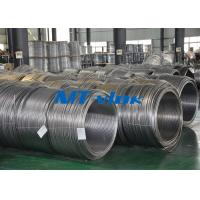 China Alloy 625 / UNS N06625 Nickel Alloy Welded Coiled Tubing For Instrument wholesale