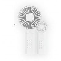 China Portable Personal Cooling Fan With Rechargeable Battery on sale