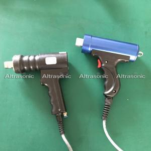 China 30Khz Robotic Ultrasonic Spot Welding Machine for Automobile Carpet wholesale