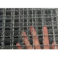 China Anti Rust 316 Stainless Steel Square Mesh High Strength With 22 Mm Hole wholesale